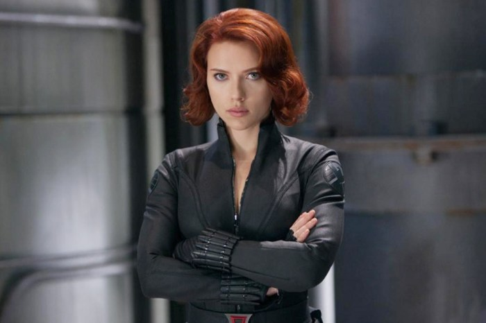 'Black Widow' Casts 'The Departed' Actor Ray Winstone