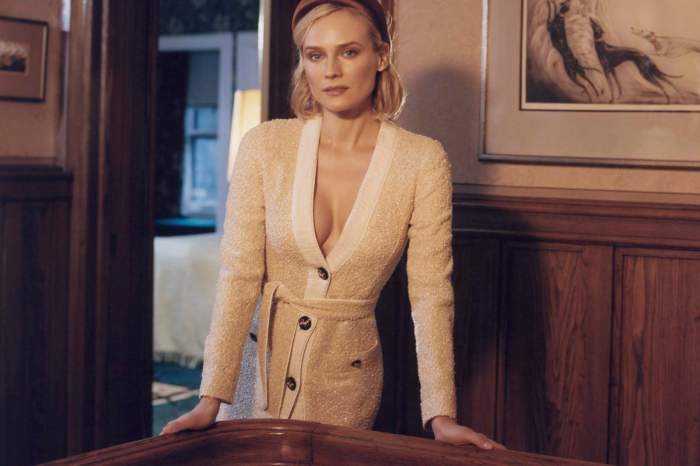 Diane Kruger Joins The Cast Of Simon Kinberg's '355'