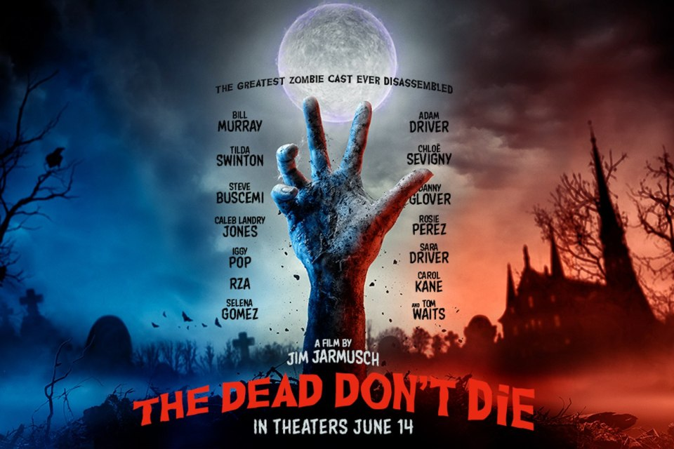 The Dead Don't Die' Movie Review