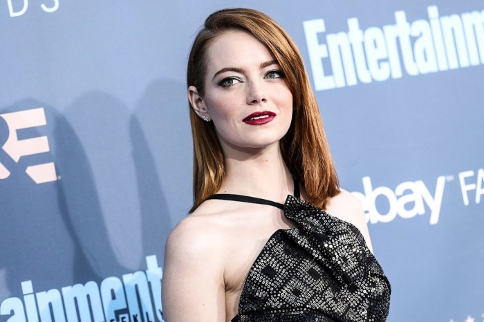 Emma Stone In Talks To Star In Damien Chazelle's 'Babylon'