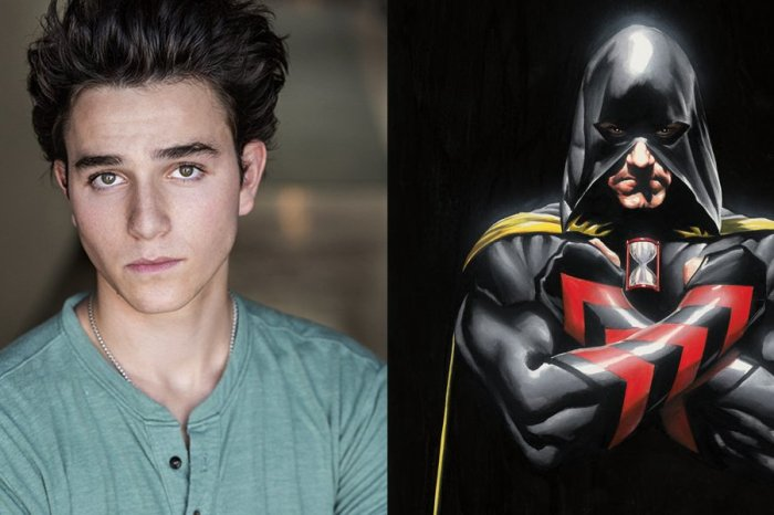 Cameron Gellman To Play Hourman's Son On DC Universe's 'Stargirl'