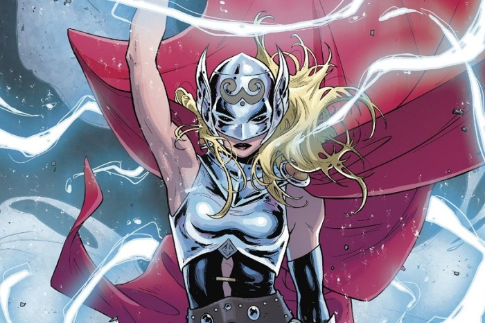 Natalie Portman To Play Female Thor In 'Thor: Love And Thunder'