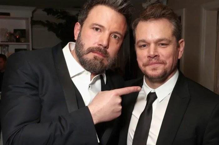 Ben Affleck And Matt Damon To Star In 'The Last Duel'