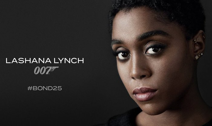 Lashana Lynch Becomes First Woman To Portray 007 In 'Bond 25'