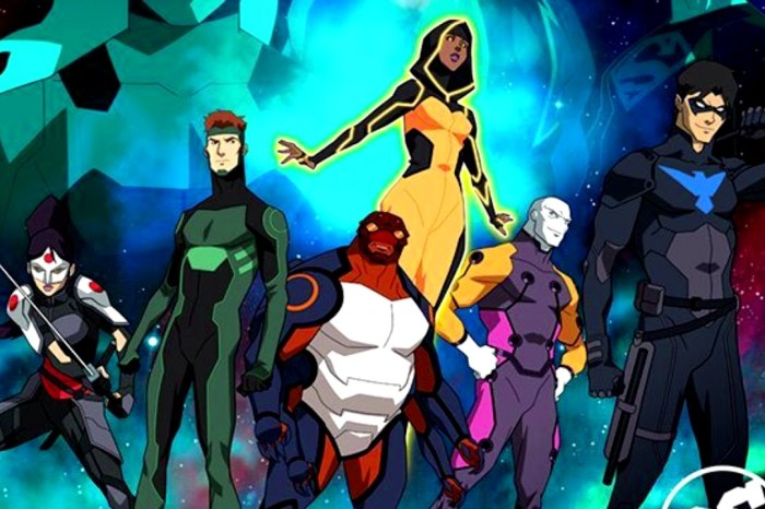 'Young Justice' Renewed For A Fourth Season