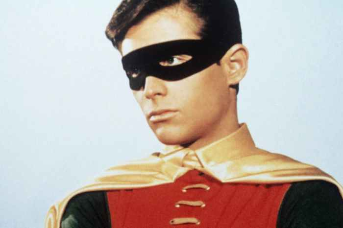 Burt Ward To Appear In The 'Crisis On Infinite Earths' Crossover