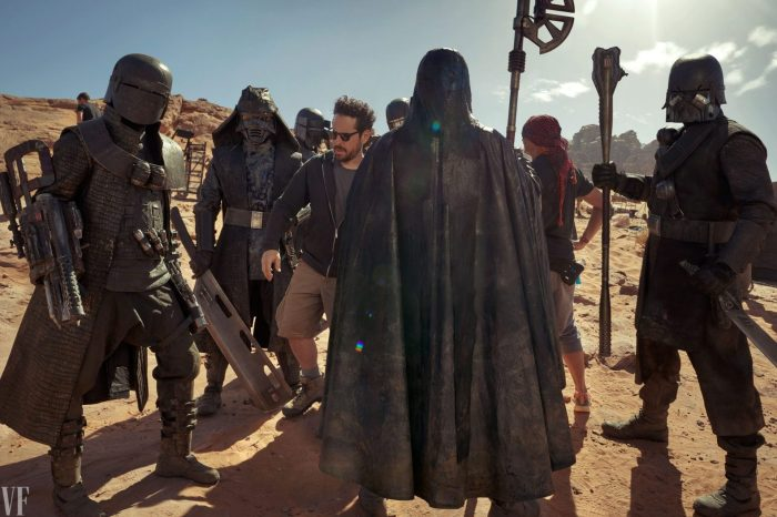 'Star Wars: The Rise Of Skywalker' Promo Art Reveals Best Look Yet At Knights Of Ren