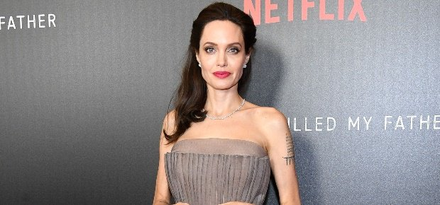 'Eternals' Star Angelina Jolie Wants To Join The Star Wars Universe