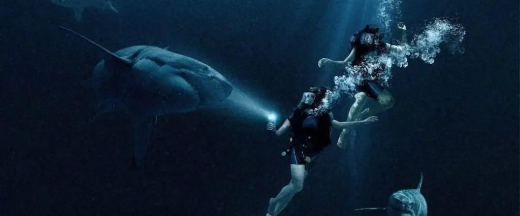 47 Meters Down: Uncaged - Underwater