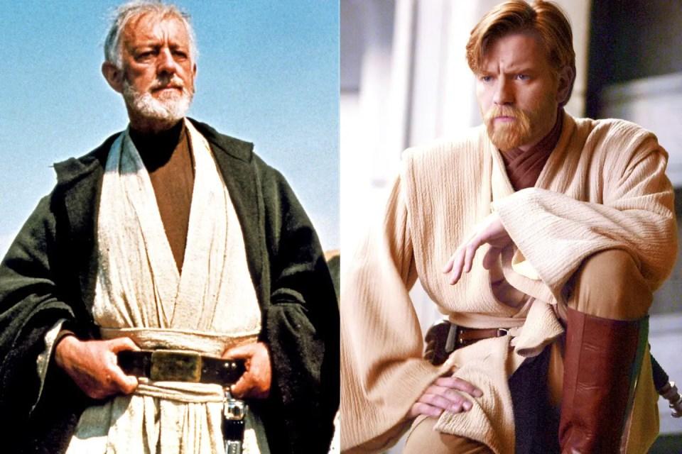 Obi-Wan Kenobi - Alec and Ewan