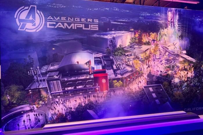 'Avengers Campus' Coming To Disney's California Adventure