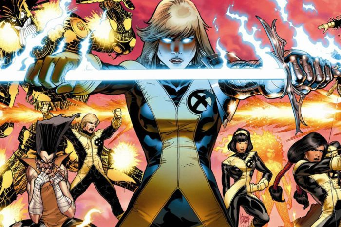 'New Mutants' Set Photo Reveals Anya Taylor-Joy In Magik's Soul Armor
