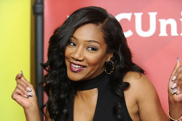 Tiffany Haddish Wants To Join The 'Wonder Woman' Franchise