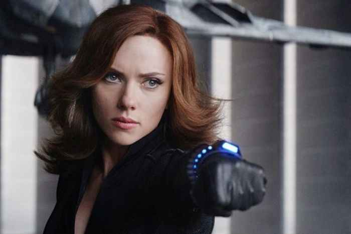 'Black Widow' Poster Reveals Natasha's New Suit & Red Guardian