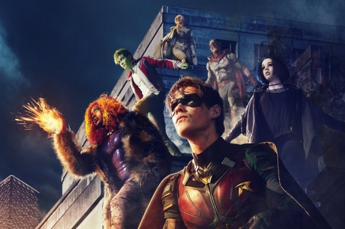 UPDATE: 'Titans' Rumored To Appear In The CW's 'Crisis On Infinite Earths'