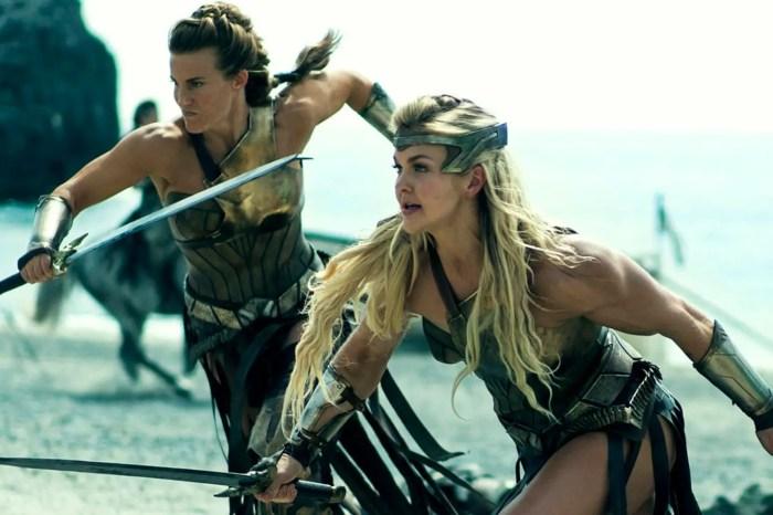 'Wonder Woman 1984' Set Photo Teases New Amazonian Armor & Plot Detail