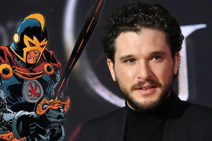 Kit Harington Cast As Black Knight In Marvel's 'Eternals'