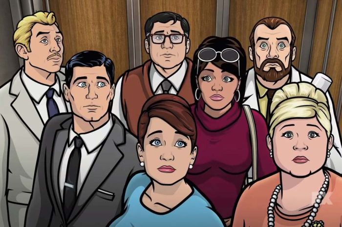 Floyd County Producer Of 'Archer' Partnering With Marvel For New Project