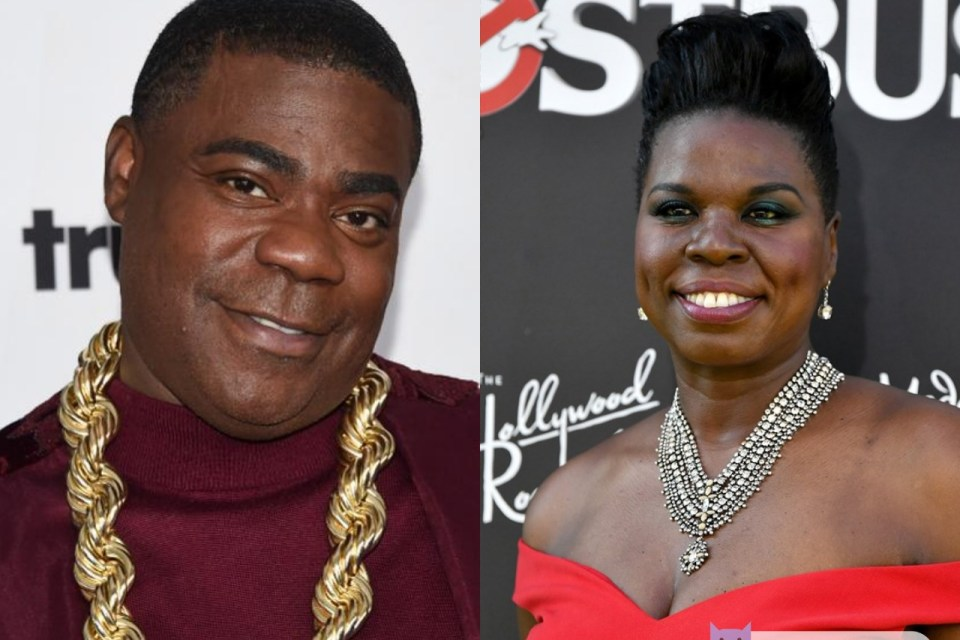 'SNL' Stars Tracy Morgan & Leslie Jones Join The Cast Of 'Coming To America' Sequel