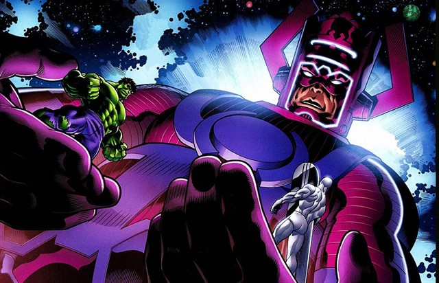 Marvel Studios Has Plans To Feature Galactus In The MCU