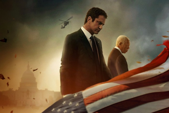 "'Angel Has Fallen' Review: ""A Soulless Action Factory"""