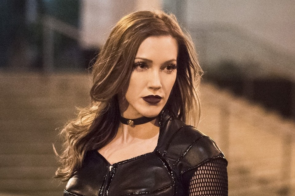 'Arrow' Star Katie Cassidy Rodgers Pitched 'Birds Of Prey' TV Series To CW