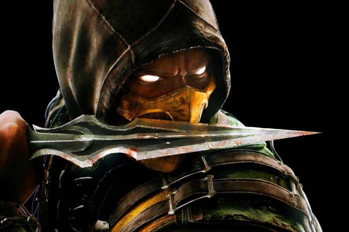 'Mortal Kombat' Has Found Its Shang Tsu & Scorpion