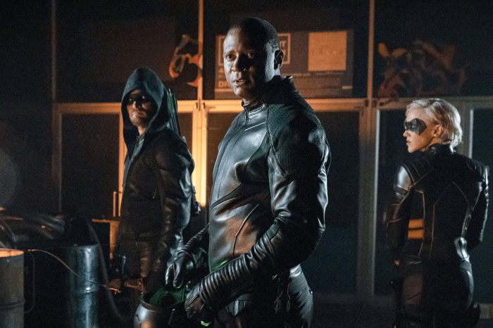 Stephen Amell & David Ramsey Tease The Final Season Of 'Arrow'