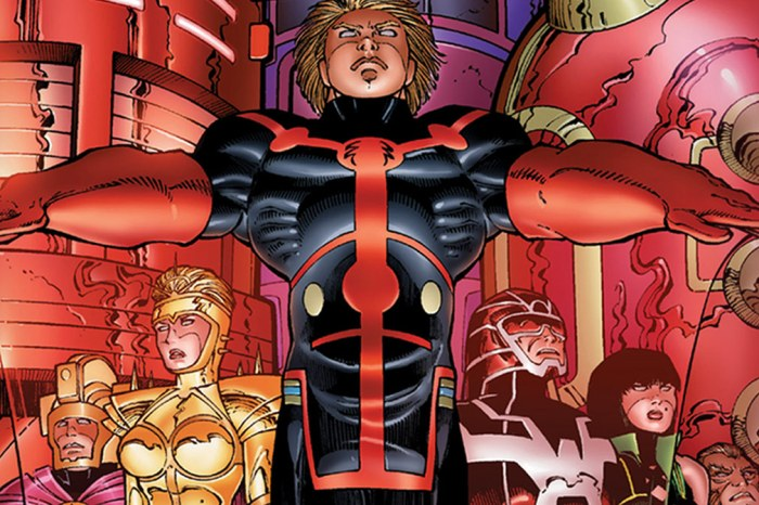Set Photo Reveals Potential Setting For Marvel Studios' 'Eternals'