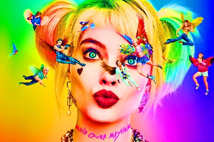 'Birds Of Prey' Set Photo Reveals New Look For Harley Quinn