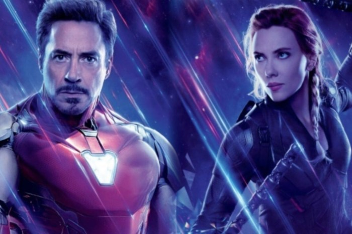 Robert Downey Jr. Reportedly Set To Appear In 'Black Widow'