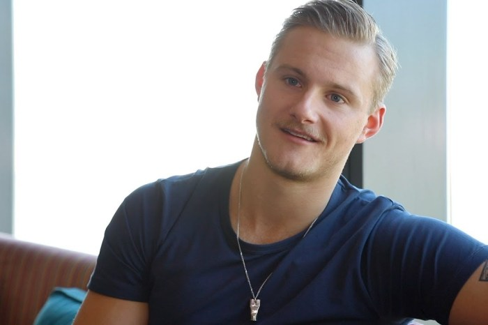 'The Hunger Games' Star Alexander Ludwig Joins The Cast Of Pro Wrestling Drama Series 'Heels'