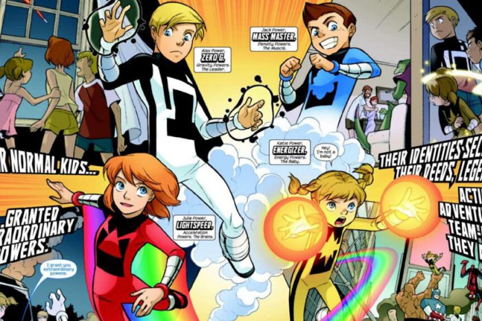 'Power Pack' Series Reportedly In Development At Disney+