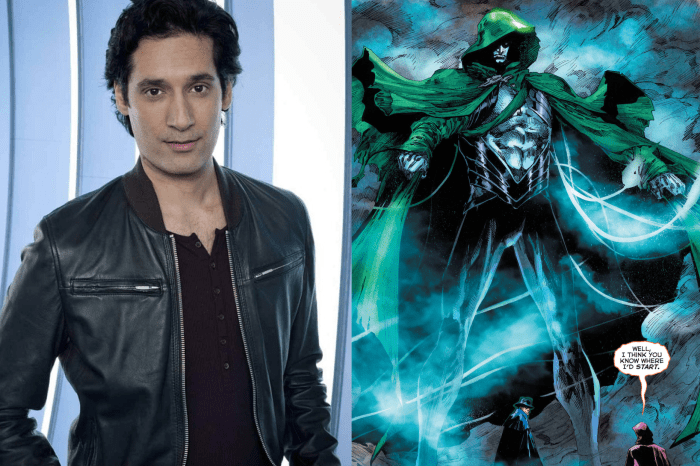 'Supernatural's Stephen Lobo Joins 'Crisis On Infinite Earths' As Spectre