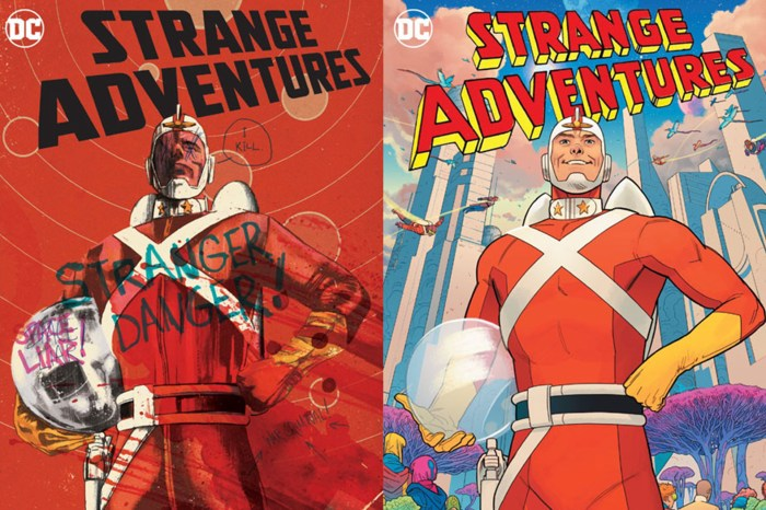 DC Might Be Preparing To Announce A 'Strange Adventures' TV Series