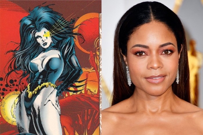 'Moonlight' Star Naomie Harris In Talks To Play Shriek In 'Venom 2'