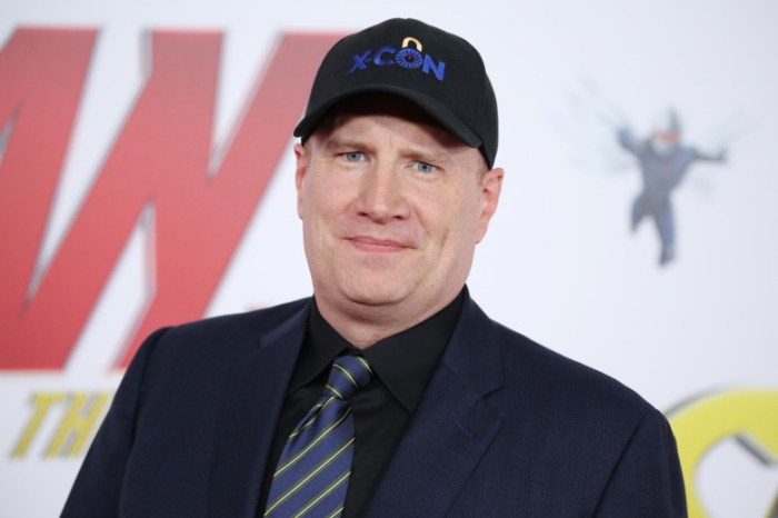 Kevin Feige Upped To Chief Creative Officer Of Marvel