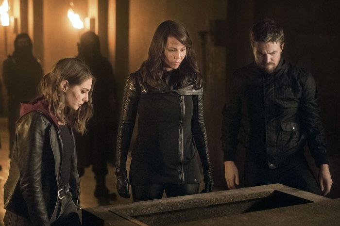 "'Arrow' S8, E3: ""Leap of Faith"" Recap/Review"