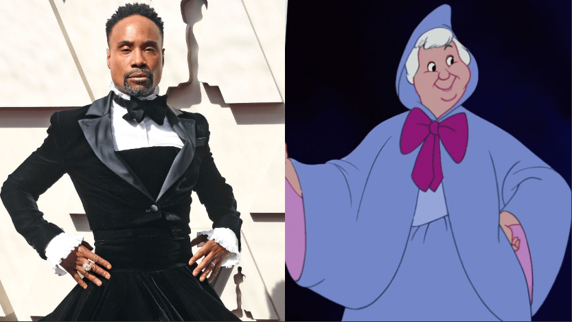 'Pose' Star Billy Porter Cast As The Fairy Godmother In Sony's Live-Action 'Cinderella'