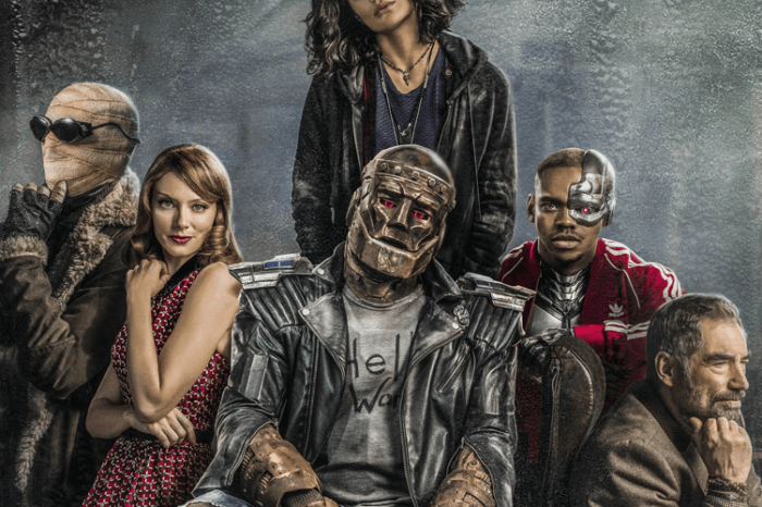 'Doom Patrol' Season 2 To Premiere On HBO Max
