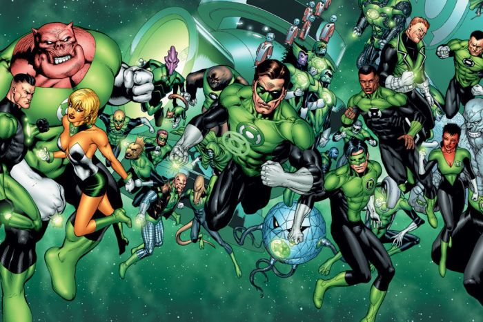 Green Lantern Series From Greg Berlanti In The Works At HBO Max