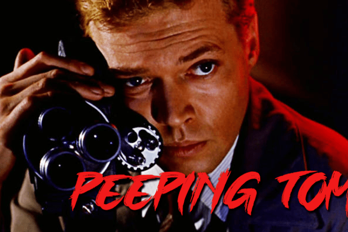 13 Slashers Through the Ages: 'Peeping Tom' Review