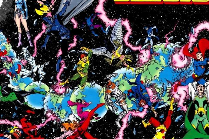 'Crisis On Infinite Earths' Set Photo May Confirm Major Fan Theory