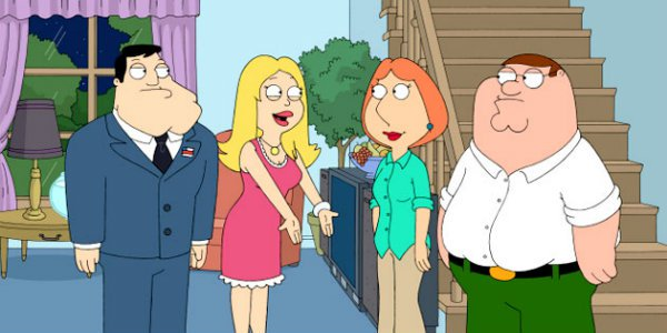 'Family Guy' & 'American Dad' Will Not Be Available On Disney+