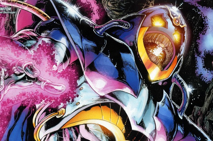 First Look At The Anti-Monitor In 'Crisis On Infinite Earths'