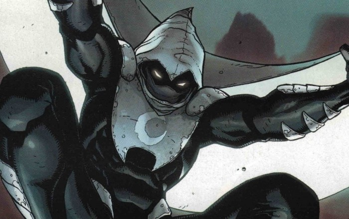 The Russo Brothers Have Expressed Interest In Marvel's 'Moon Knight'