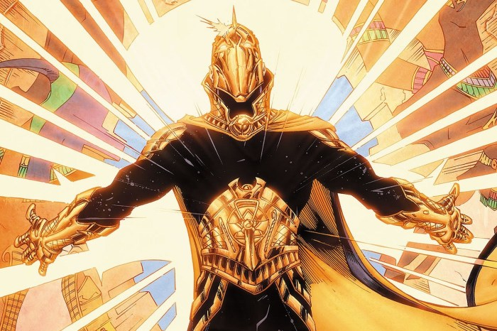 Dwayne Johnson's 'Black Adam' Reportedly Set To Feature Doctor Fate