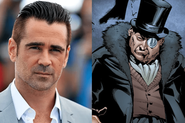 'The Batman': Collin Farrell In Talks To Play The Penguin