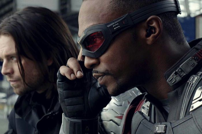 'Expanding The Universe' Reveals U.S. Agent, Falcon & Bucky's New Looks