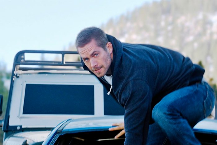 Paul Walker's Brian Will Reportedly Appear In 'Fast & Furious 9'
